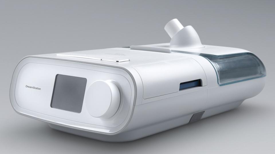 CPAP ventilator sleep apnea