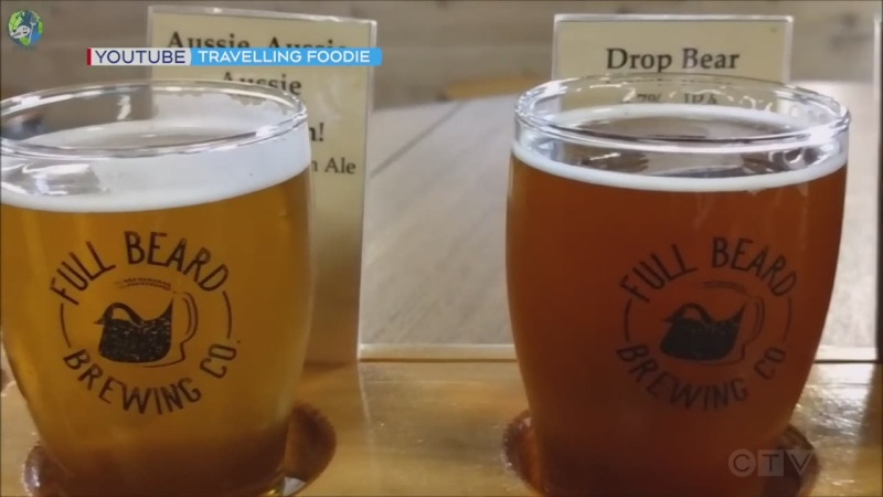 As plans for reopening in Timmins begin, Jonathan St. Pierre from Full Beard Brewing Company is making plans to welcome back customers.