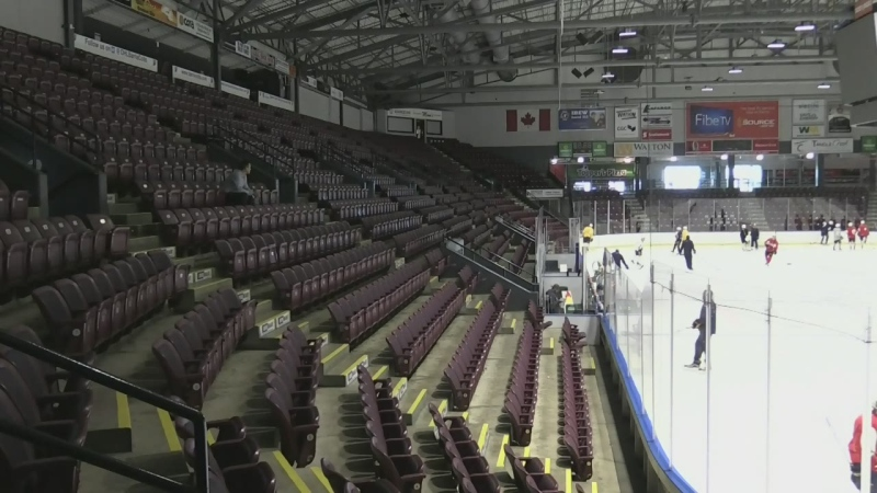 Long time Barrie Colts GM moves on