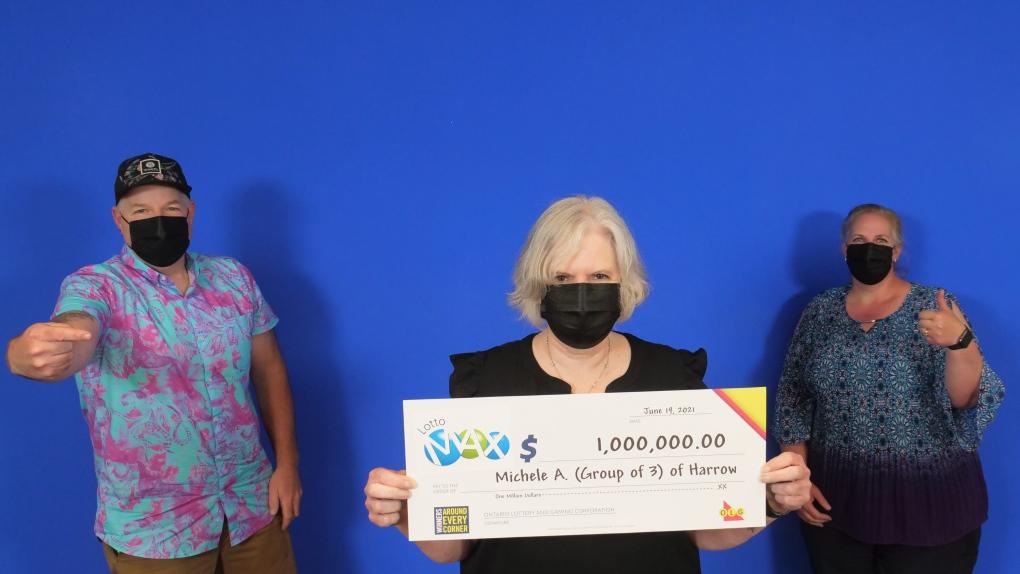 Harrow lotto winners