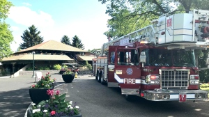 A fire on June 24, 2021, was contained to the kitchen of the Rundle Park Golf Course clubhouse.