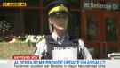RCMP update on attack St. Albert, Alta.