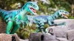 Dinosaurs: Awakened is a Calgary Zoo exhibit that features 26 animatronic dinosaurs representing over 17 species