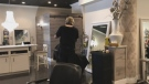 Salon owners anxious to reopen their doors after a year of lockdowns and restrictions. (Mike Arsalides/CTV News)