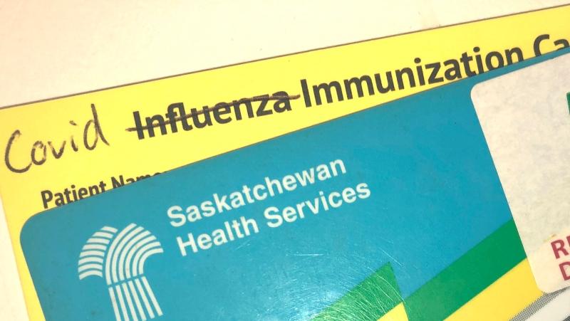 Sask. vaccine