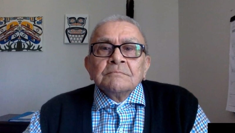 Residential school survivor Chief Robert Joseph says the discovery of these unmarked burial sites presents 'unrelenting grief' for survivors.