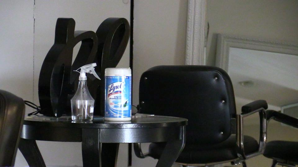 Hair salon Barrie