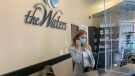 Carly Kuntz, owner of The Waters Spa in Waterloo, says she's devastating the region is delayed moving into Step 2 of the province's reopening plan. (Natalie van Rooy/CTV Kitchener)