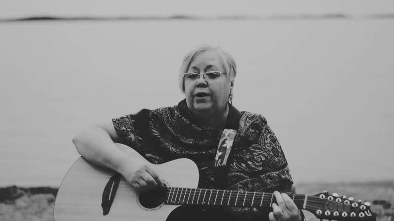 Song dedicated to residential school victims
