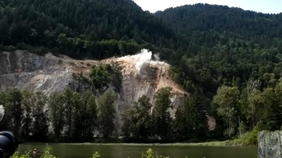 Mountainside Quarries