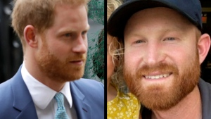 Prince Harry, Prince Harry doppelganger