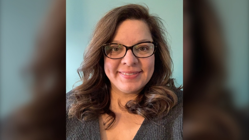Shana Cardinal is a mental health therapist based in Regina. (Courtesy Shana Cardinal)