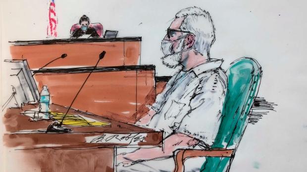 Judge keeps India terror attack suspect in U.S. custody