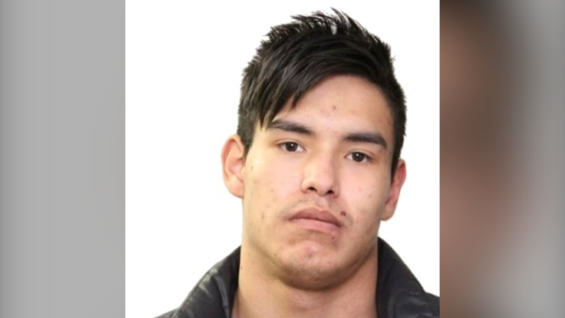 A photo of Montana Houle who Edmonton police believe is responsible for two homicides (Source: EPS)