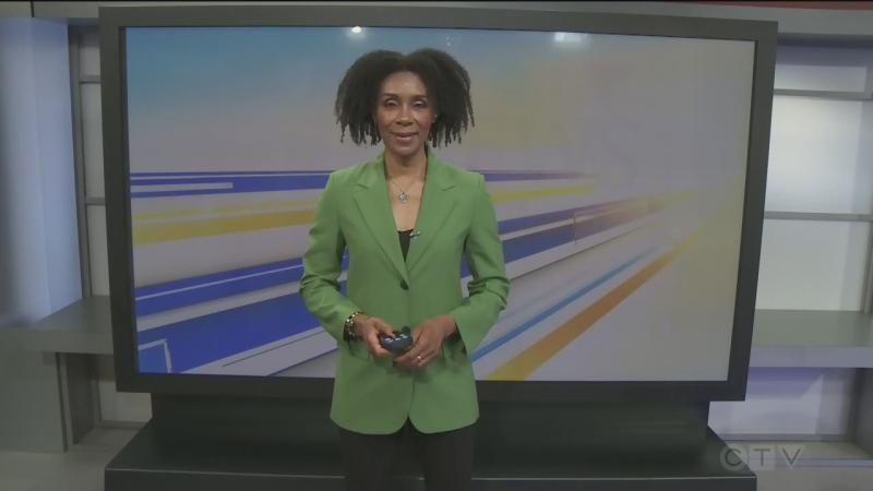 CTV Morning Live Weather June 25
