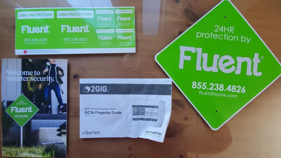 Fluent (alarm company)