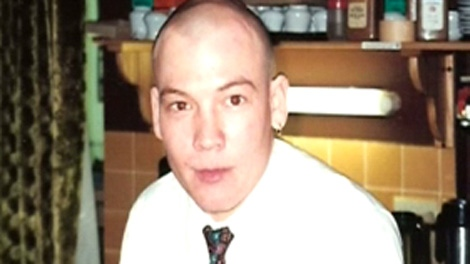 Robert Knipstrom, who died Nov. 24, 2007 days after being Tasered, is shown in this undated photo.