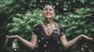 Fallon Farinacci. (Source: GoFundMe/Celebrate Indigenous Resilience - Thirty Eight)