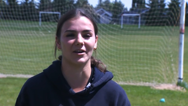 Anne Yeomans excels at every sport she tries and she's our Athlete of the Week.