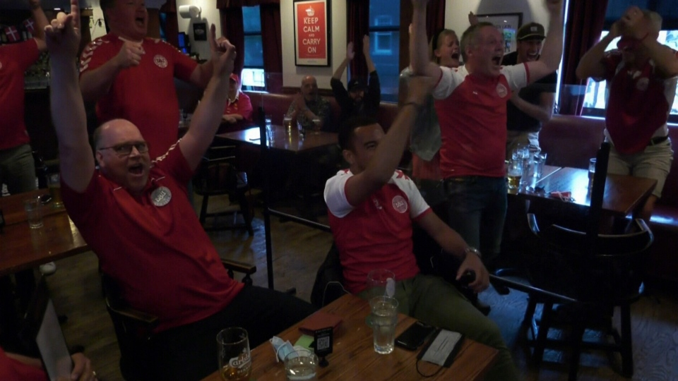 Montrealers cheer on Euro Cup contenders