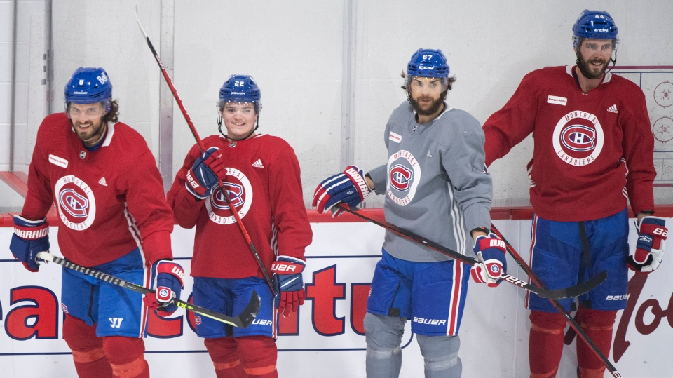 Canadiens ready for the finals