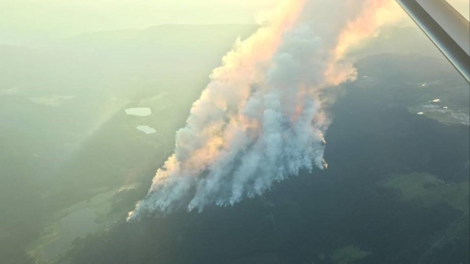 Kamloops fire 2021