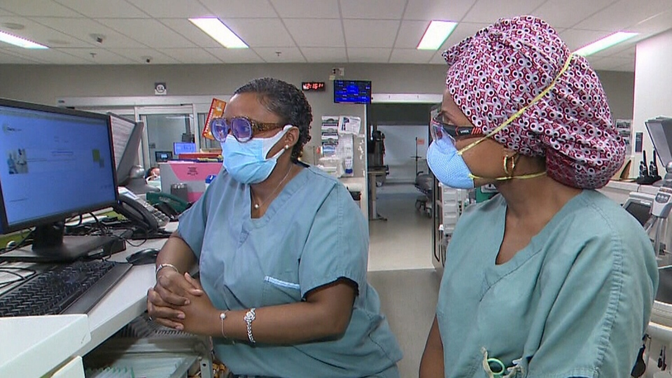 Behind the front lines at the MUHC