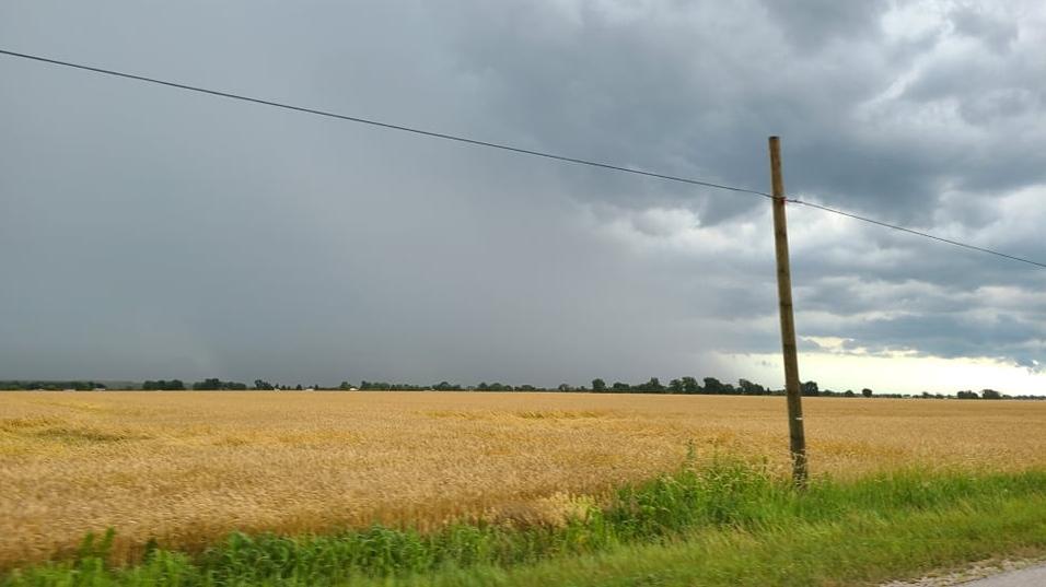 Clouds Windsor-Essex
