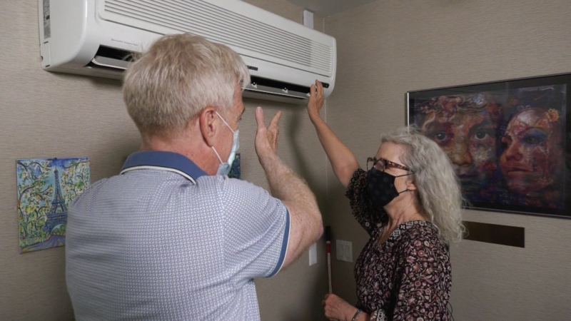 Old buildings need retrofitting to deal with heat