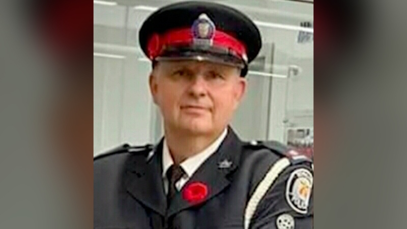 Toronto officer killed in 'intentional' attack
