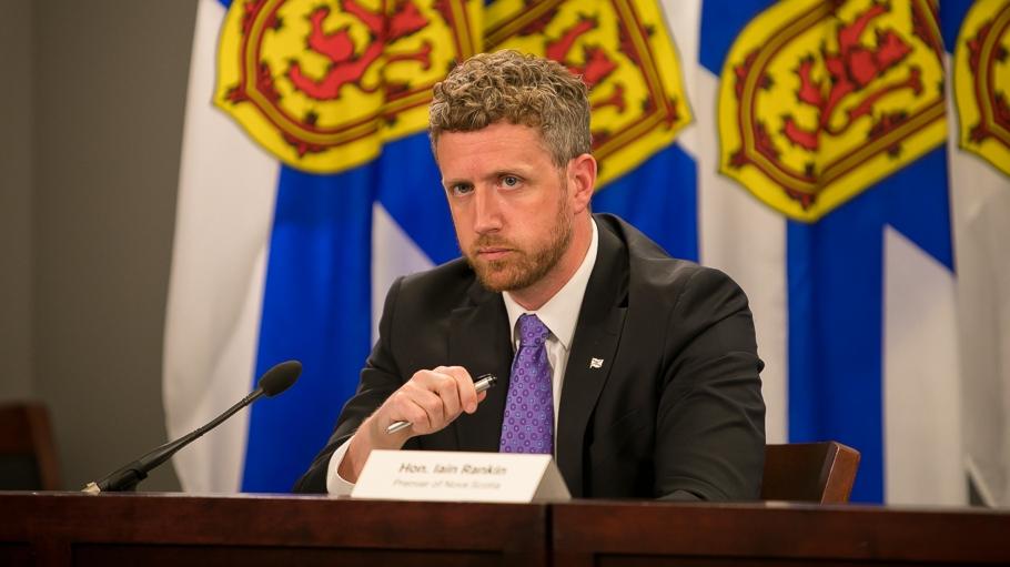 Premier Iain Rankin
