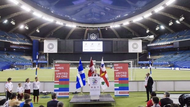 Montreal withdraws from 2026 FIFA World Cup consideration
