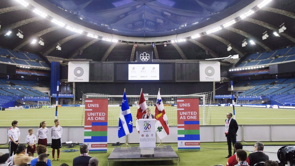 World Cup not coming to Montreal