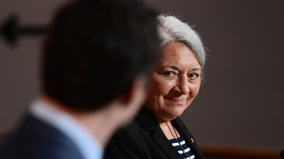 Trudeau, Mary Simon