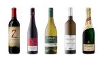 7 Deadly Zins Old Vine Zinfandel 2016, Schneider Jesuitenhof Spätburgunder Trocken 2018, Raimat Castell Chardonnay 2018, Marynissen Platinum Series Sauvignon Blanc 2016, Henkell & Co. Trocken