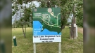 York Lake Regional Park near Yorkton is in the process on completing a long list of upgrades. (Hafsa Arif/CTV News)