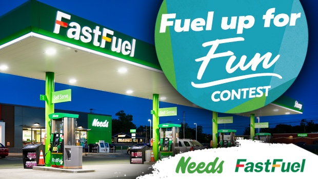 Fuel Up For Fun Contest Header