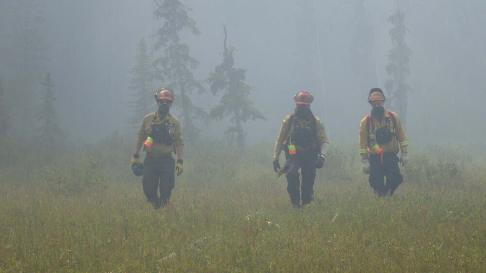 Yukon First Nations Wildfire