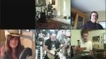 A virtual jam session from North Bay