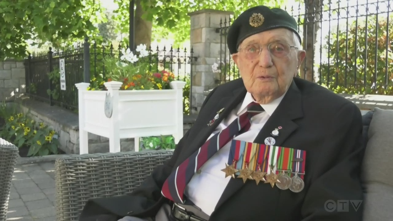 """""""It's a reminder of service and how everyday we should strive to help others."""" 102-year-old John Hillman has completed his latest fundraiser. Adam finds out what's next for the centenarian and how his impact on one fan is proving permanent."""