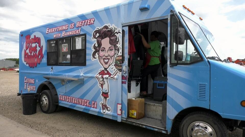 Food trucks get cooking in northeast Sask.