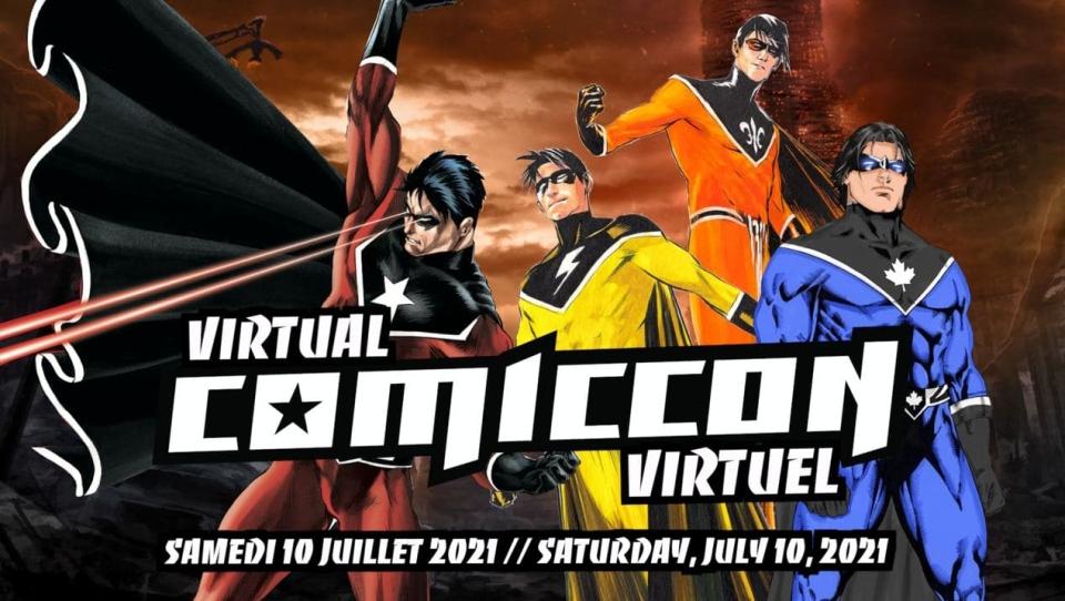 Montreal Comiccon returns
