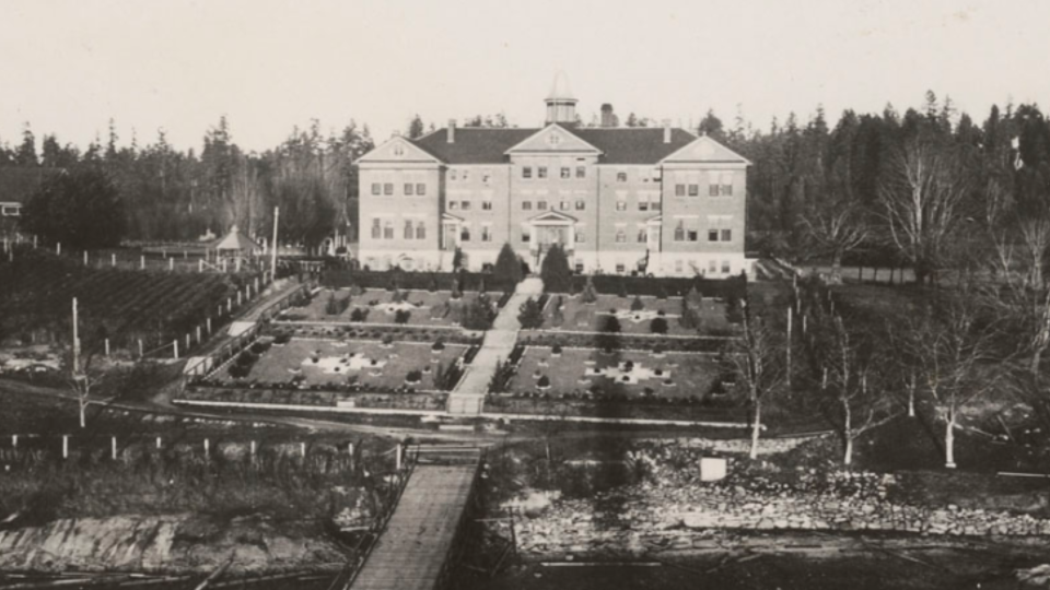 Kuper Island Industrial School