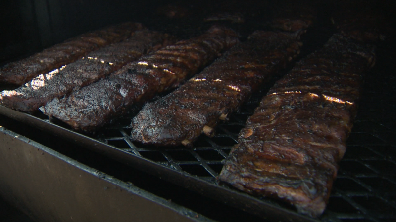 Big Sky BBQ offers up legendary BBQ and its specialty Caesars to its loyal customers