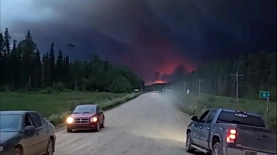 dillon wildfire
