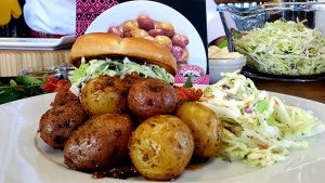 jerk potatoes