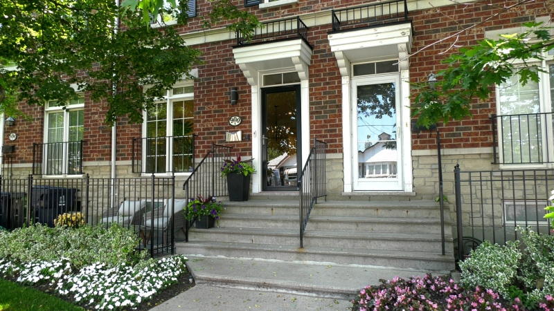 This Toronto home, located on Coxwell Avenue north of Michael Garron Hospital, sold for $400,000 over asking. (Realtor.ca)