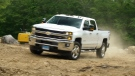 Pickup trucks have gotten bigger on average over the years and some say this brings up safety concerns. (CTV News Toronto)