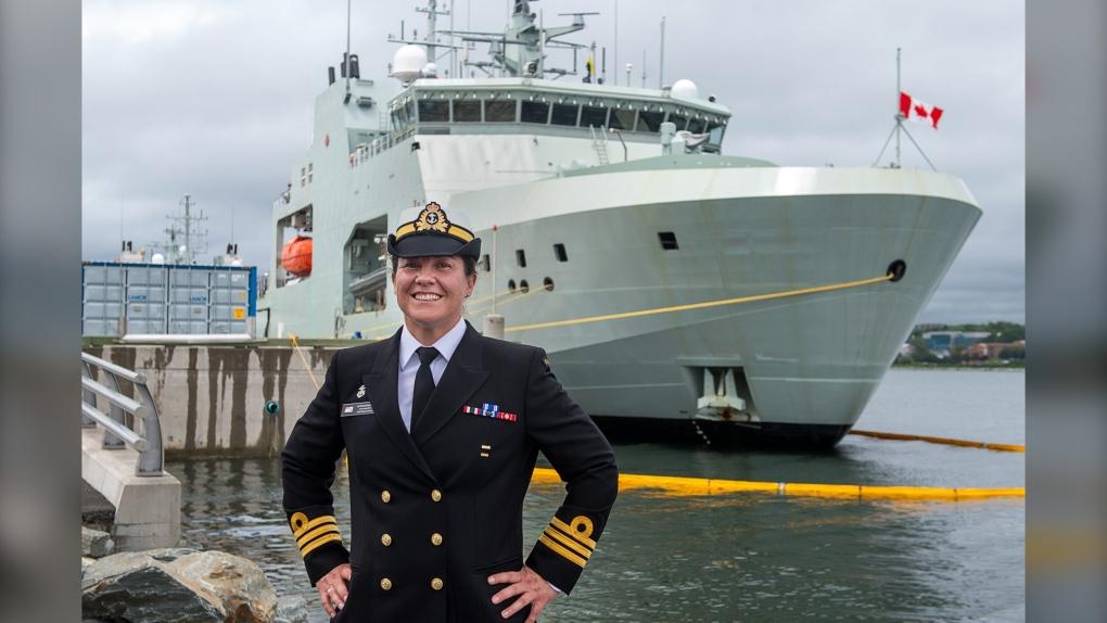 HMCS Margaret Brooke