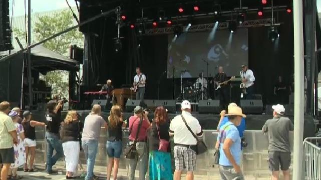 kitchener blues festival